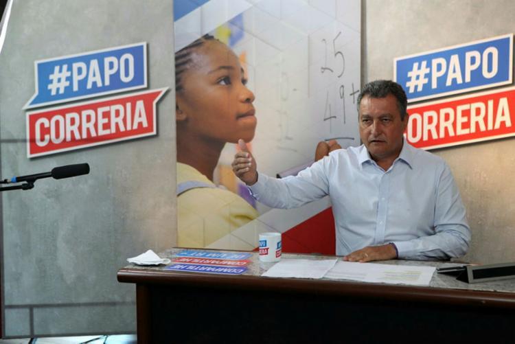 Nomes foram anunciados durante programa Papo Correria no Facebook - Foto: GOV BA / Divulgação