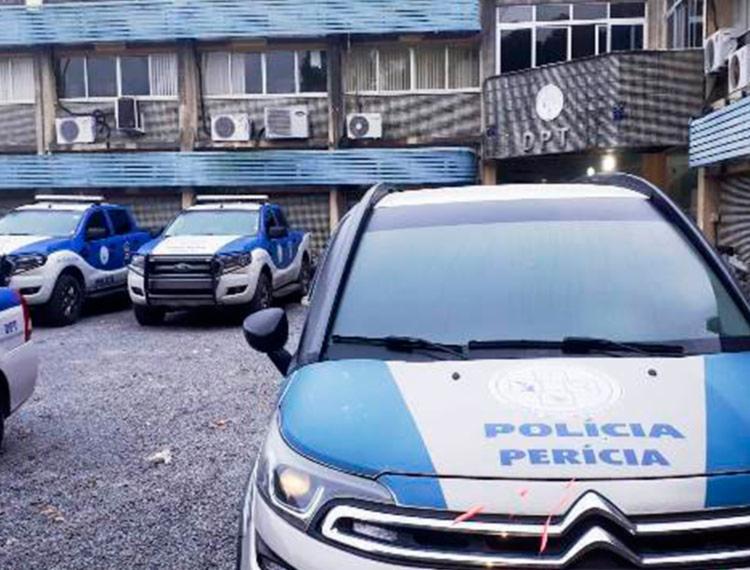 Corpo foi encaminhado para o Departamento de Polícia Técnica (DPT) - Foto: Reprodução | Acorda Cidade