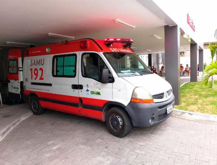 Idoso estava internado no Hospital Geral Clériston Andrade (HGCA) - Foto: Reprodução | Acorda Cidade