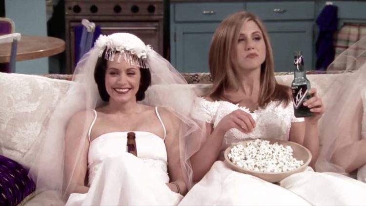 Friends, que ia ao ar pela rede americana NBC, conta a história de seis amigos que compartilhavam as aventuras da vida - Foto: Reprodução