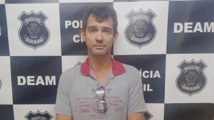 A Justiça recebeu denúncia do Ministério Público de Goiás contra ele por coação no curso do processo e corrupção ativa - Foto: Divulgação | Polícia Civil