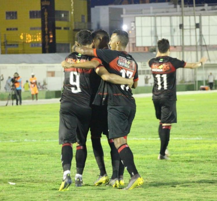 Para o Vitória, resta conseguir um bom resultado contra o Atlético - Foto: Moysés Suzart | EC Vitória