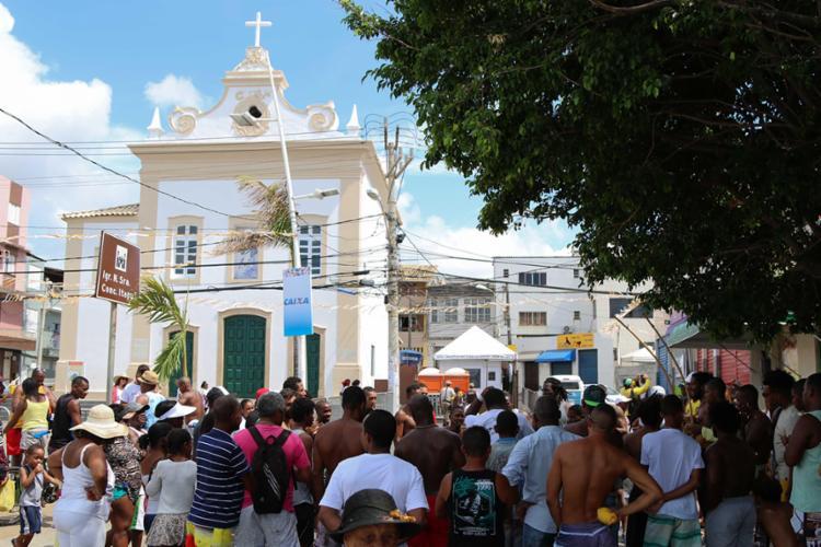 Lavagem de Itapuã é o último evento popular que antecede o Carnaval - Foto: Divulgação | SECOM
