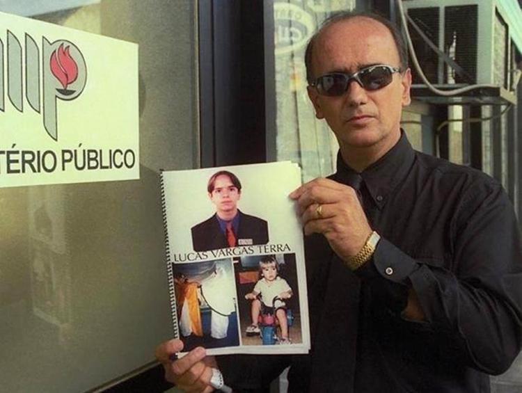 José Carlos Terra travou batalha para prender os responsáveis pelo crime - Foto: Reprodução | Facebook