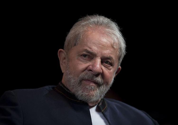 Juíza diz que esquema foi criado para manter PT no poder; petista já cumpre pena na ação do triplex do Guarujá - Foto: Mauro Pimentel l AFP