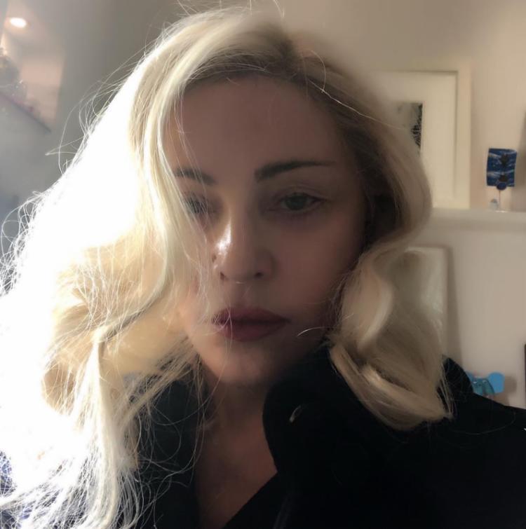 O próximo trabalho de Madonna ainda não tem data para estrear - Foto: Reprodução | Instagram