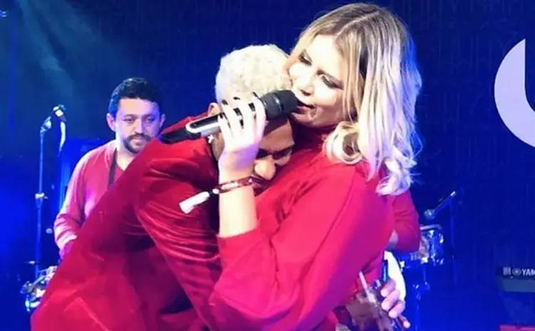 Seguidora não gostou de elogio feito pela cantora: 'Ídolo pra mim são os bombeiros que estão em Brumadinho' - Foto: Reprodução l Instagram l @mariliamendoncacantora