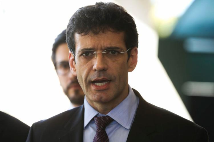 O decreto não traz justificativas para a medida, e a gestão Bolsonaro não deu detalhes sobre a exoneração do ministro - Foto: Valter Campanato | Agência Brasil