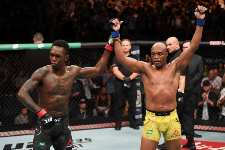 Brasileiro de 43 anos encarou o nigeriano Israel Adesanya em Melbourne, na Austrália - Foto: Divulgação   UFC