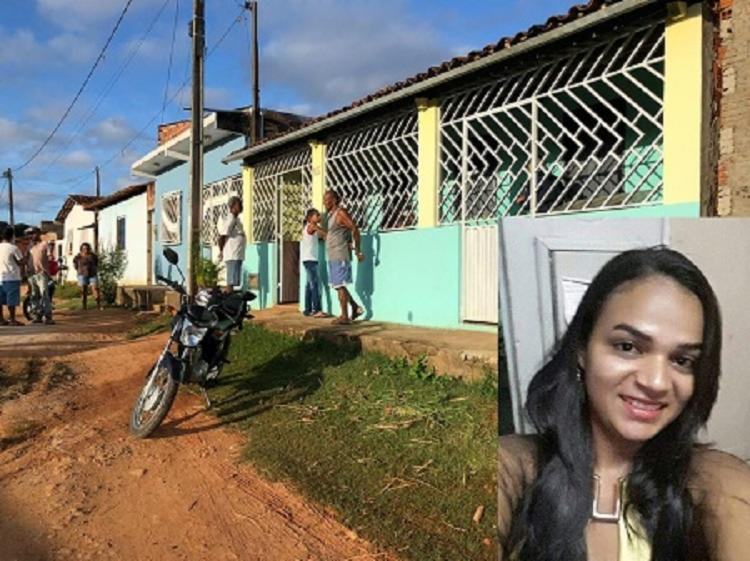 A vítima dormia com a janela aberta quando homens numa motocicleta disparara pelo menos quatro vezes - Foto: Ubatã Notícias | Reprodução