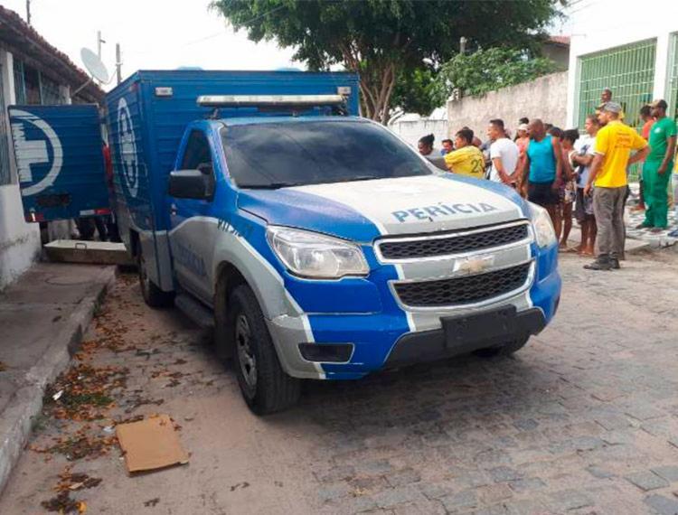 Crime aconteceu na rua Israel, em Feira de Santana - Foto: Reprodução   Acorda Cidade