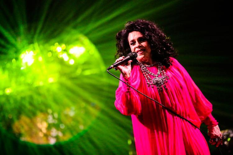 Turnê marca um período dos mais de 50 anos de carreira da cantora - Foto: Mila Cordeiro