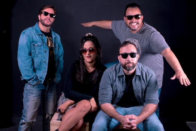 A banda Discman retomará sucessos que marcaram a época - Foto: Divulgação