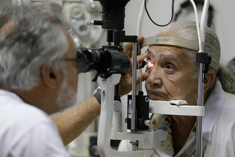 Ação é destinada a pessoas com mais de 60 anos - Foto: Raul Spinassé | Ag. A TARDE
