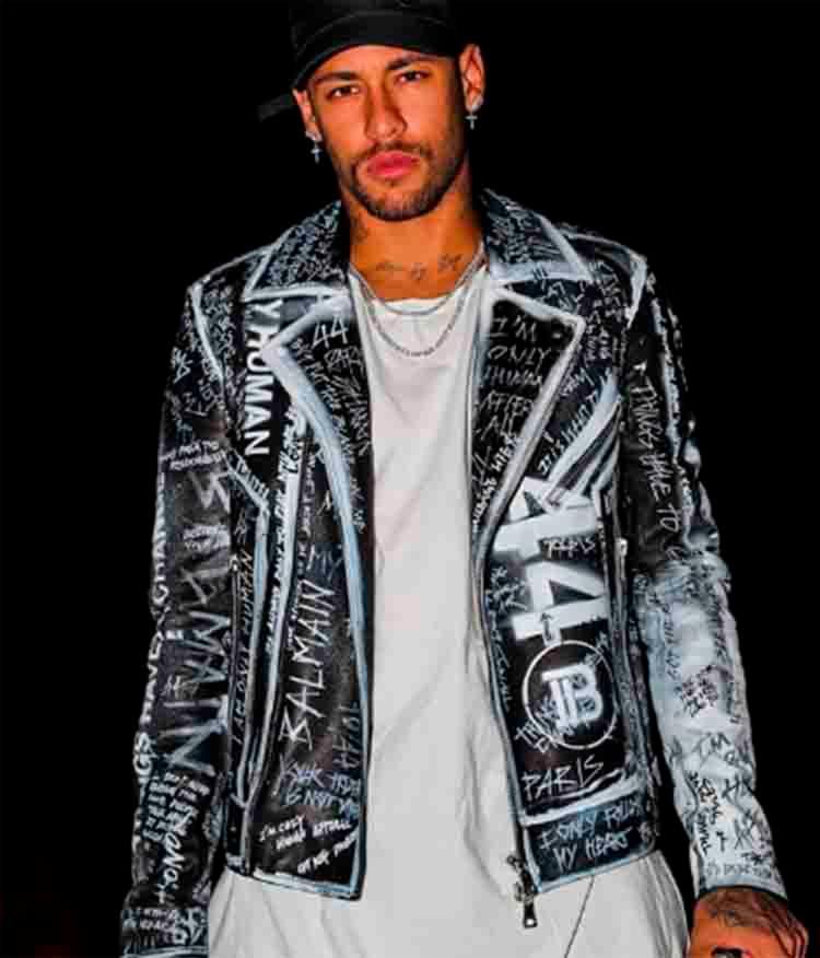 Neymar eve fazer uma festa 'ostentação' próximo à Avenida Champs Elysées, a mais famosa de Paris, na França - Foto: Reprodução   Instagram