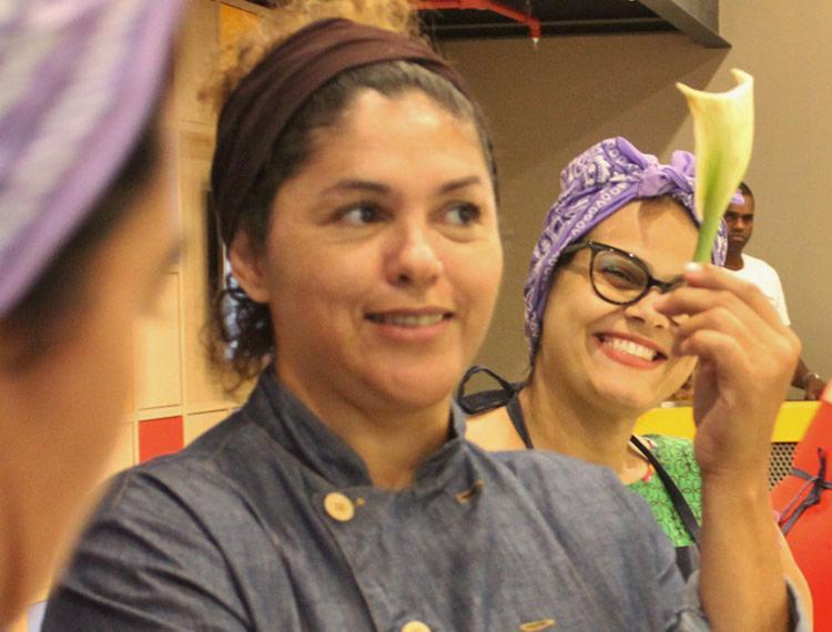 Chef Kátia Najara vai ministrar aulas para criançada - Foto: Divulgação