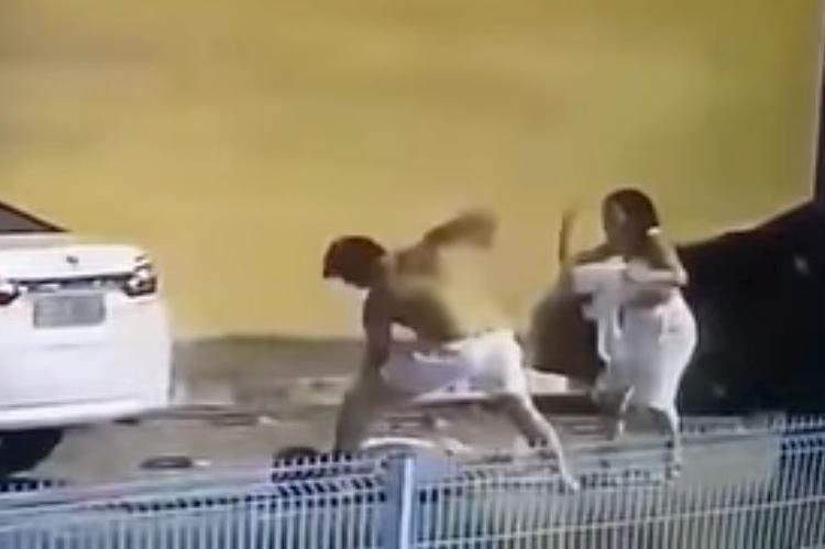 Caso aconteceu na cidade de Feira de Santana - Foto: Reprodução l YouTube