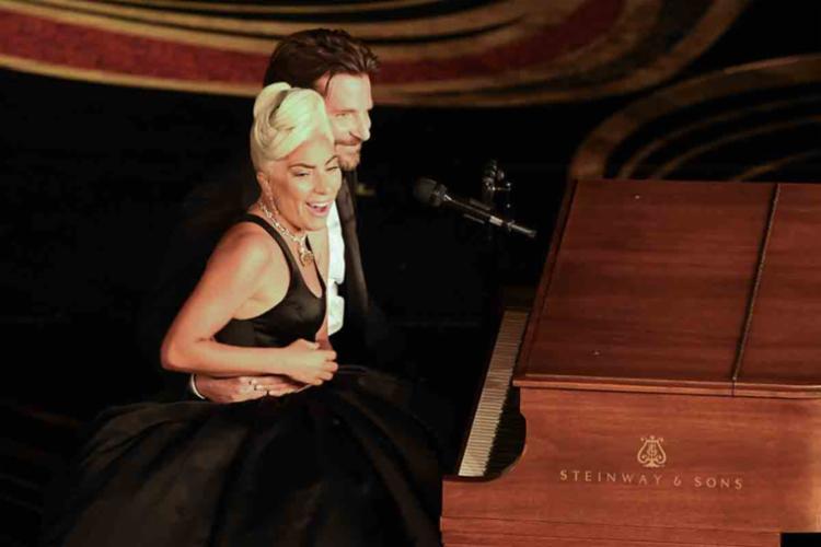 Lady Gaga negou os rumores e disse que tudo foi uma encenação - Foto: Valerie Macon | AFP