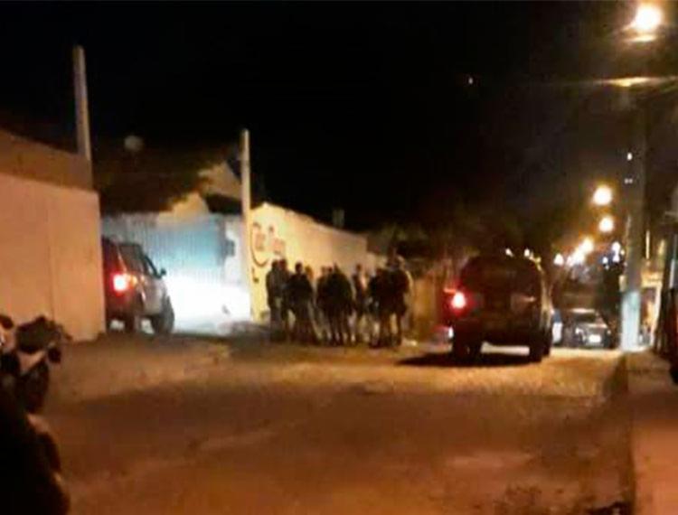 Mortes ocorreram após ação policial no bairro Queimadinha - Foto: Reprodução | Acorda Cidade