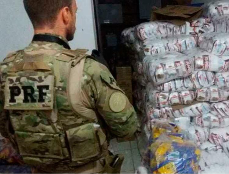 Operação é uma ação conjunta da Polícia Federal e da Polícia Rodoviária Federal - Foto: Divulgação | PRF