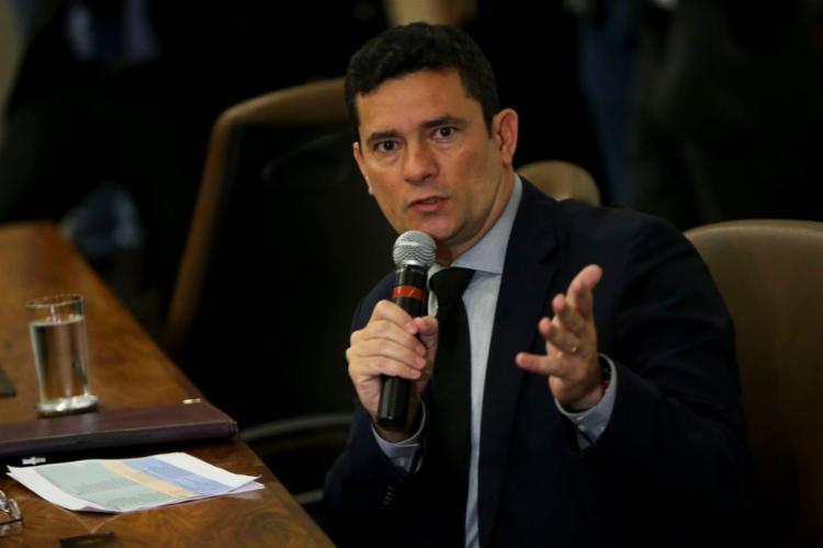 A medida é defendida pelo ministro da Justiça e Segurança Pública, Sergio Moro - Foto: Marcelo Camargo | Agência Brasil