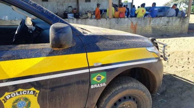 Equipamento era utilizado por 23 trabalhadores de uma empresa terceirizada - Foto: Divulgação | PRF