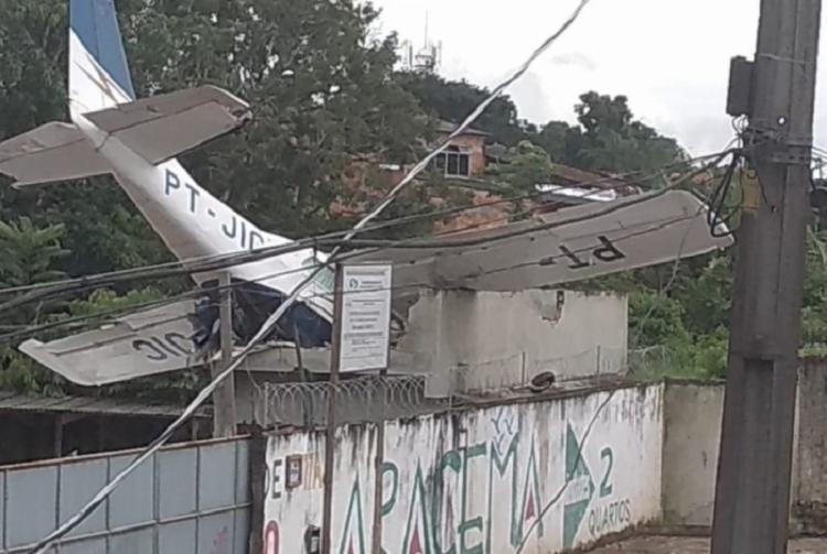 O acidente ocorreu no final manhã desta quarta-feira, 13, no Pará. - Foto: Divulgação