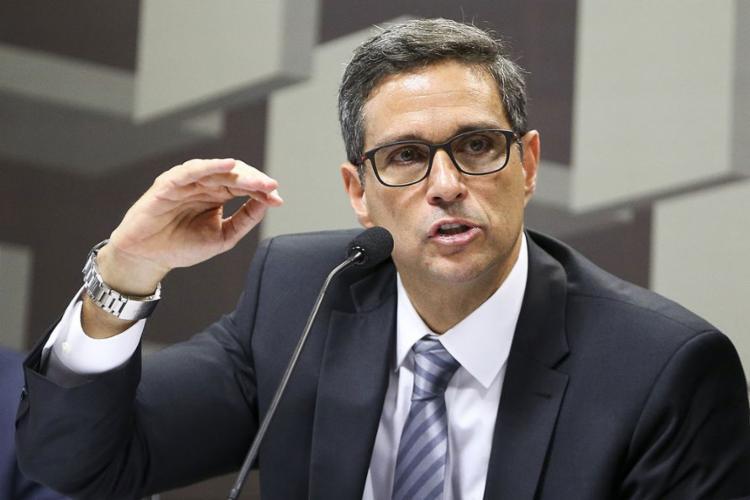 O nome de Roberto Campos Neto ainda precisa do aval do plenário - Foto: Marcelo Camargo l Agência Brasil