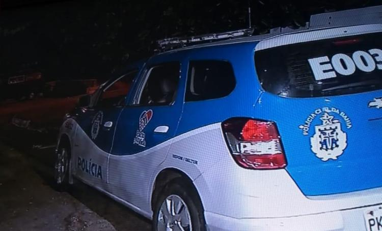 Crime ocorreu na noite desta terça-feira, 19 - Foto: Reprodução | TV Record