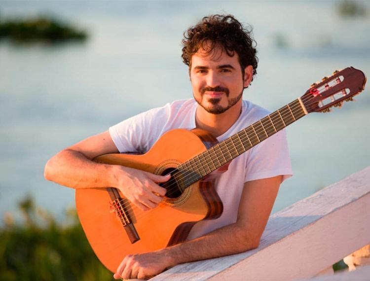Gabriel Póvoas é o idealizador do evento - Foto: Célia Santos | Divulgação