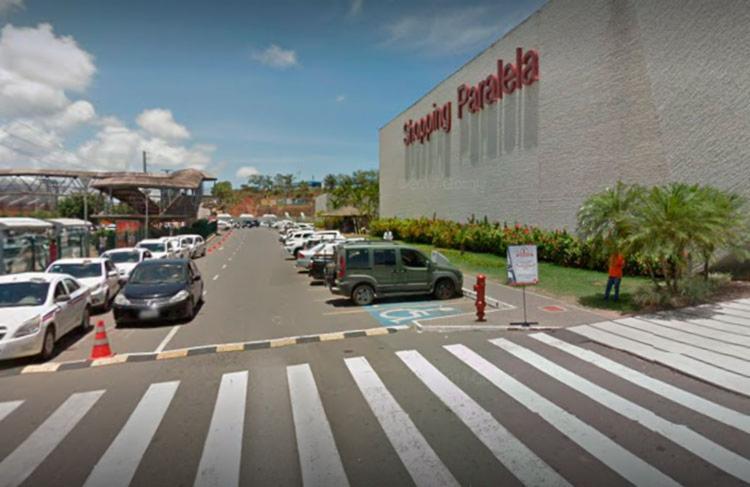 Incidente ocorreu na tarde desta segunda-feira, 25 - Foto: Reprodução | GoogleMaps