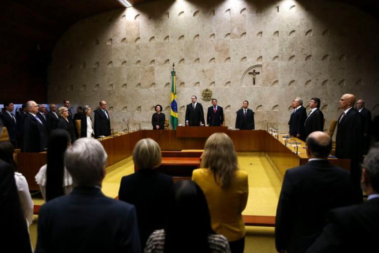 O julgamento é considerado uma das principais apostas para Estados darem fôlego às contas públicas - Foto: José Cruz   Agência Brasil
