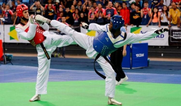 Taekwondo está entre as modalidades oferecidas - Foto: Divulgação l CBTKD