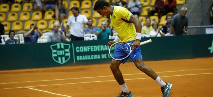 Brasil vai encarar a equipe de Barbados nos dias 13 e 14 de setembro - Foto: Divulgação | CBT
