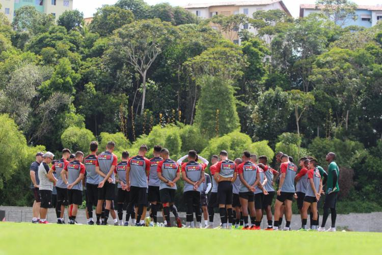 4ab8a64496b96 Leão joga por empate em duelo único para avançar de fase no torneio  nacional - Foto