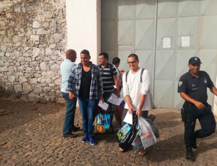 Daniel Guerra, de 36 anos, e Rodrigo Dantas, 25, estavam presos desde agosto de 2017 - Foto: Divulgação