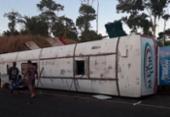 Colisão de ônibus com cavalo deixa seis feridos na BR-330 | Foto: Reprodução | Ilhéus 24h