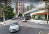 Uma pessoa fica ferida após ser atropelada na Pituba | Foto: Reprodução | Google Street View