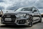 Audi RS4 Avant brilha com esportividade e potência | Foto: Divulgação
