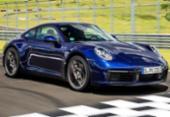 Novo Porsche 911 começa a ser vendido em maio no Brasil | Foto: Divulgação