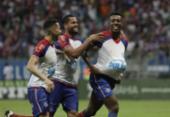 Bahia vence Atlético com facilidade e encaminha vaga na decisão | Foto: Adilton Venegeroles l Ag. A TARDE