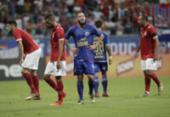 Bahia perde em casa para o lanterna, irrita a torcida e aumenta a pressão | Foto: Adilton Venegeroles l Ag. A TARDE
