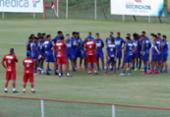 Pressionado, Bahia recebe lanterna Sergipe pela Copa do Nordeste | Foto: Felipe Oliveira l EC Bahia