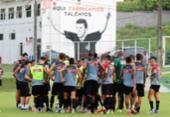 Cláudio Tencati comanda primeiro treino visando confronto pelo Nordestão | Foto: Divulgação | EC Vitória