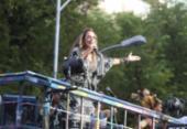 Daniela Mercury arrasta pipoca com homenagem a blocos afro no Campo Grande | Foto: Alberto Coutinho | GovBA