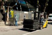 Estruturas do Carnaval começam a ser desmontados nesta quarta | Foto: