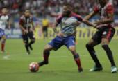 Vaja imagens de Bahia x Atlético pelo Baianão | Foto: