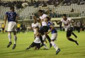 Vitória sai na frente, cede empate ao Confiança e segue sem vencer | Foto: Moysés Suzart l EC Vitória