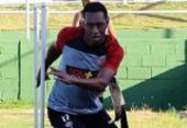 Fabrício já está à disposição do técnico do Vitória | Foto: Mauricia da Matta l EC Vitória