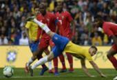 Brasil decepciona com empate e começa o ano sob vaias | Foto: Miguel Riopa | AFP